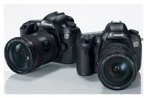 Canon 5DS 5DSR